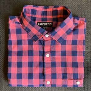 Express button-up